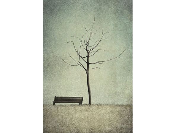 The Cherry Tree, Winter (poster)